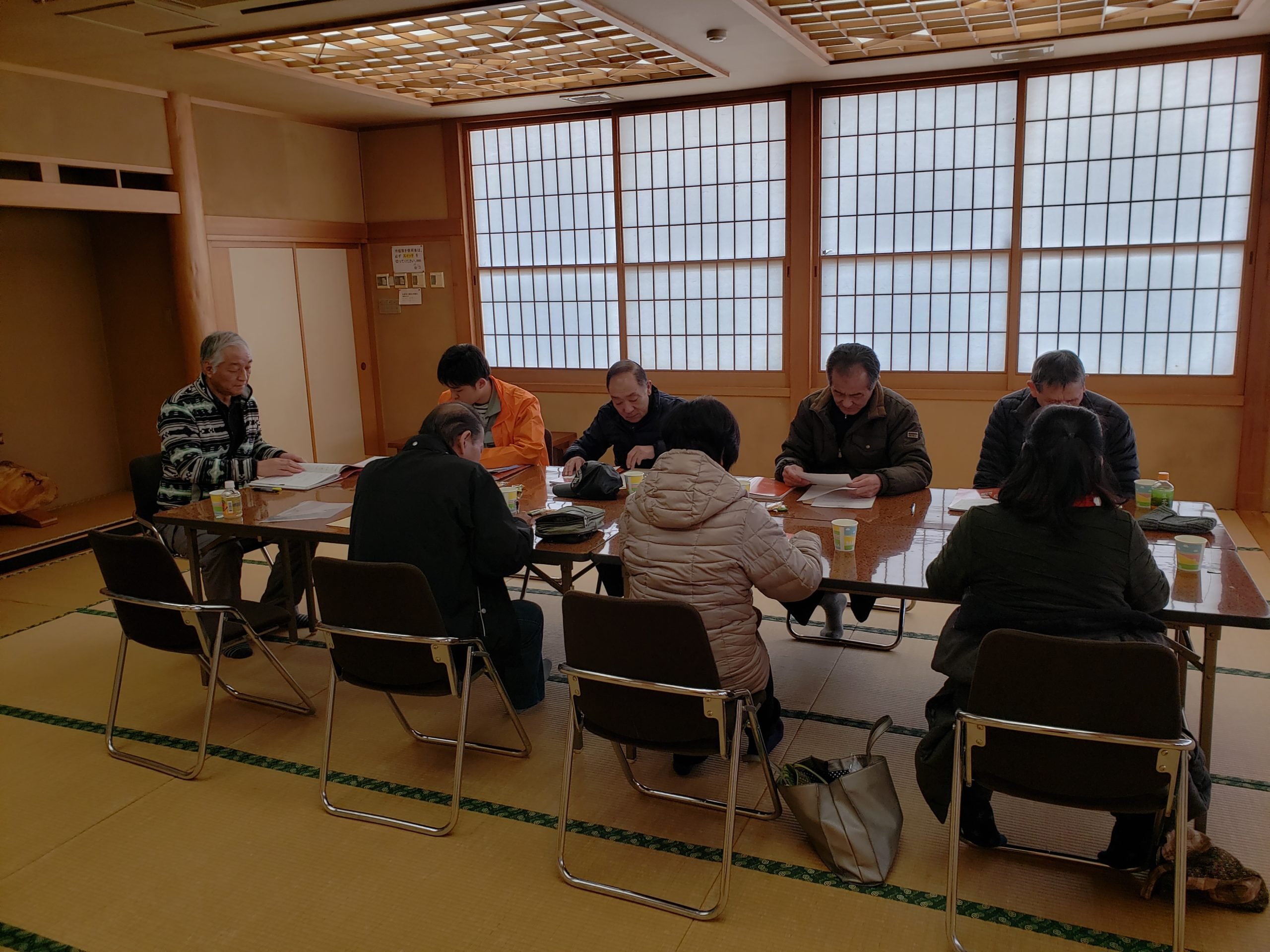 令和2年 秋田県にて市町村運営有償運送運転者講習実施しました。